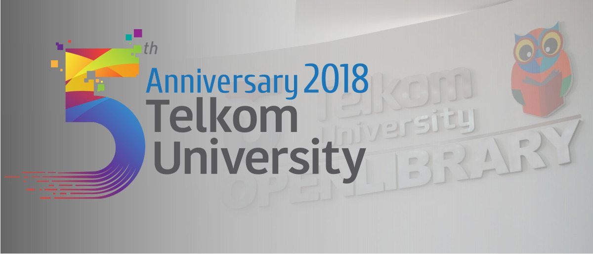 Permalink to: 5th Anniversary Telkom University